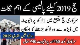 Updated News about Hajjh 2019 ll Hajjh News 2019 ll latest news hajj 2019 ll Hajjh News .