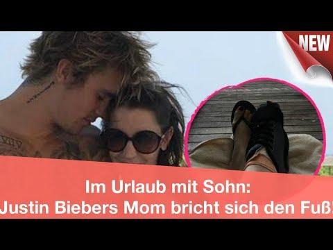 Xxx Mp4 Im Urlaub Mit Sohn Justin Biebers Mom Bricht Sich Den Fuß CELEBRITIES Und GOSSIP 3gp Sex