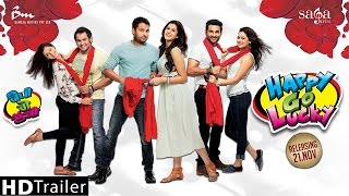 HAPPY GO LUCKY - Trailer | Amrinder Gill | New Punjabi Movies 2014 Full Movie Out | Sagahits