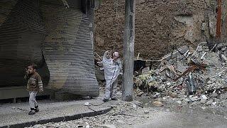 خبرنگار یورونیوز در لاذقیه: شهر سوگوار قربانیان خود است