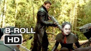 Hansel and Gretel: Witch Hunters Complete B-Roll (2013) - Jeremy Renner Movie HD