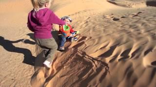 Red Truck Movie - Video s poti po Sahari
