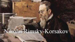 Nikolai Rimsky-Korsakov - Flight of the Bumblebee