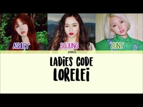 Xxx Mp4 Ladies Code Lorelei Han Rom Eng Picture Color Coded Lyrics 3gp Sex