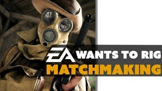 EA Wants to RUIN Matchmaking? - The Know Game News