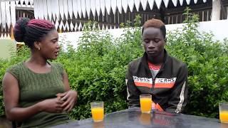 mbwene (kinyambe)  interview one time sumbawanga