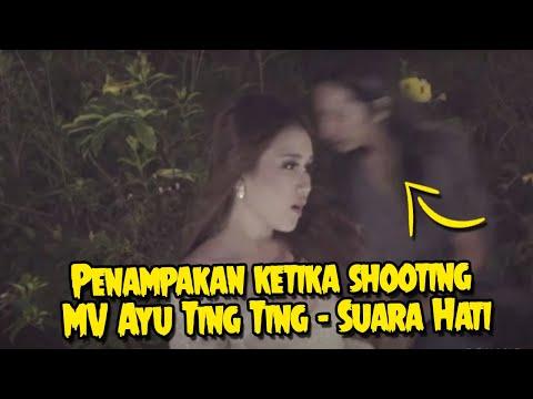 Penampakan ketika shooting MV Ayu Ting Ting - Suara Hati Mp3
