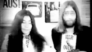 John Lennon & Yoko Ono - Televiezer Magazine Interview (December 15, 1969)