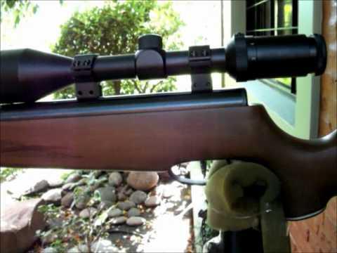 Rifle Bam Modelo 22 22 1 Cal. 5.5 1000 Fps