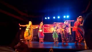 Amritha kartha dance