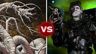 Could the Borg Survive a Flood Infestation? | Halo vs Star Trek: Galactic Versus
