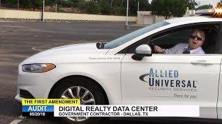 First Amendment Audit - Digital Realty Dallas