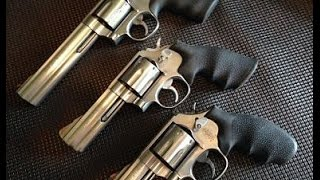 Smith & Wesson 686 357 Magnums