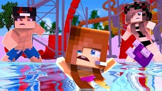 Minecraft: WHO'S YOUR FAMILY - O BEBÊ SE AFOGOU!