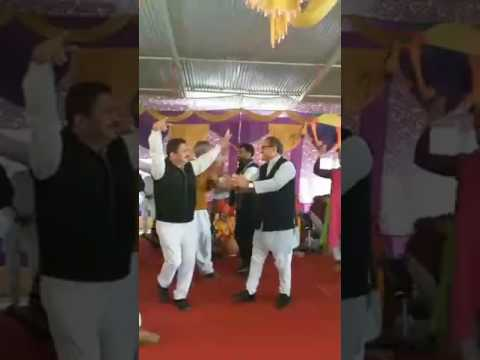 Deputy Chief Minister Dr. Nirmal Singh in his son's marriage