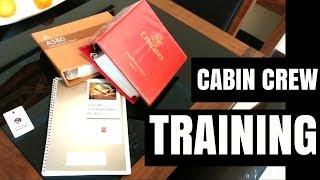 A Complete Cabin Crew Training Course - INTRO