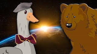 Bear and Goose at the End of Everything