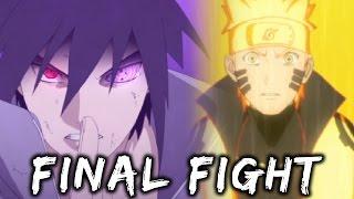 NARUTO VS SASUKE FINAL FIGHT! - Naruto Shippuden ナルト- 疾風伝 Episode 476 & 477 Anime Review