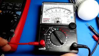 Мультиметр Samwa YX-360. Почти норм.