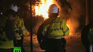 Real life 'Project X' party video: Police disperse 3,000-strong Facebook event in Netherlands