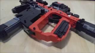 Lego KRISS Vector K10 (Teaser)
