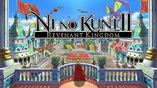 Ni no Kuni 2 Revenant Kingdom - Main Theme Soundtrack  created by Fyrosand