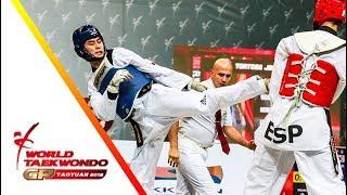 Taoyuan 2018 World Taekwondo GP-Final [male –58kg] Tae-Hun KIM(KOR) vs Jesus TORTOSA CABRERA(ESP)