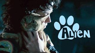 Alien Recut as a Comedy   Trailer Mix