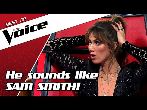TOP 10 BEST SAM SMITH Auditions in The Voice