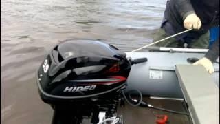 лодка 430 и мотор 9.9