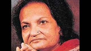 Begum Akhtar - dil hi to hai