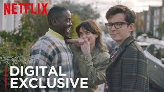 Sex Education | GET EDUCATED: British Slang with the cast of Sex Education | Netflix