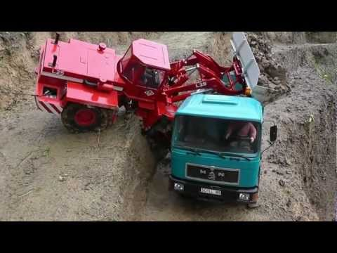 RC ACCIDENT l FATAL CRASH l BIG CRASH l RC CRASH l heavy rc machines l