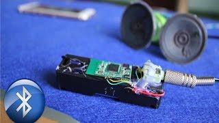 Comment faire un récepteur de musique Bluetooth