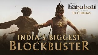 Baahubali - The Beginning | Official Trailer | Prabhas, Rana Daggubati, SS Rajamouli