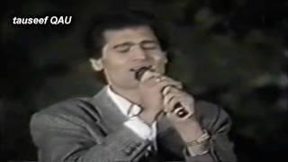 Asad Amanat Ali sings Altaf Gauhar - Ghar wapis jab (PTV Live)