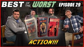 Best of the Worst: Blood Debts, The Tomb, and Undefeatable