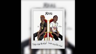 Rayy Dubb & ZayHilfigerrr - R E A L Official Audio ( #IAintReal ) #ZAYYDUB