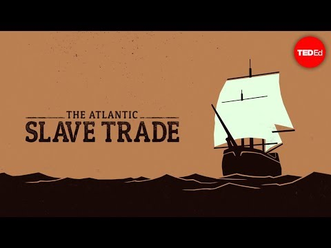 The Atlantic slave trade: What too few textbooks told you - Anthony Hazard