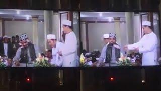 Shuhudia Waindonesia walichomfanyia Qari Rajai Ayoub Wakati Akisoma Quran