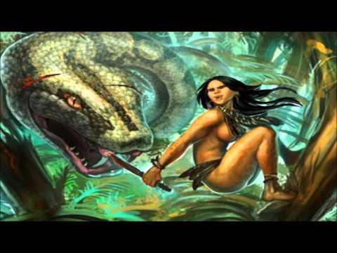 7 Seres Mitológicos Amazónicos Más Tenebrosos
