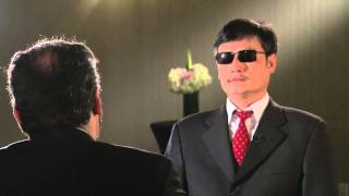 Chinese Activist Chen Guangcheng on New Leadership