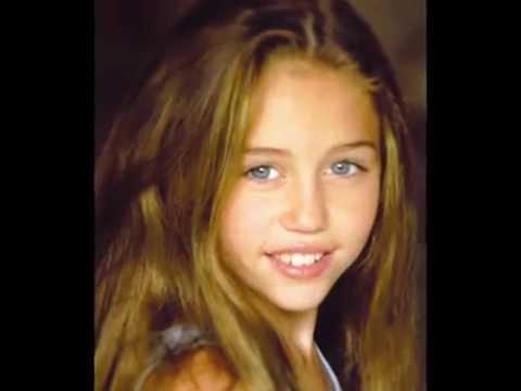 Pretty Little Girl To Teen Video 1