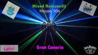 House 90s  - Gran Canaria  - Zona  Sur - Jack Danields -Mister Gato -Spider  -Space