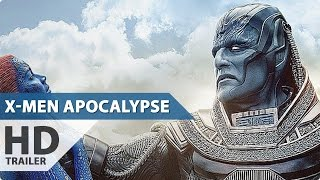 X Men Apocalypse Trailer 2 (2016) Marvel Superhero Movie HD