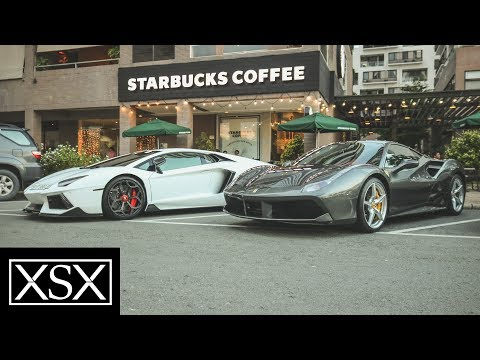 Xxx Mp4 Cuong Dollar Supercars Making Some Noise At District 7 XSX 3gp Sex