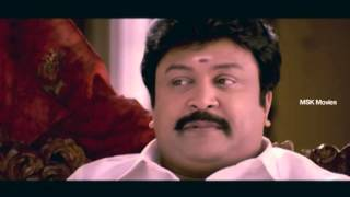 Nassar Gets Anger On Prabhu's Decision - Sankaran Kovil Tamil Movie Scene