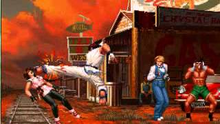 King of Fighters 1996 Matches 14-18