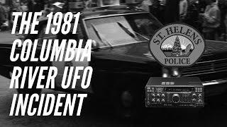 1981 Columbia River UFO Incident - UFO sound recorded [QUFOSR]