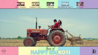 Best Of Happy Raikoti | Video Jukebox | Punjabi Song Collection | Speed Records